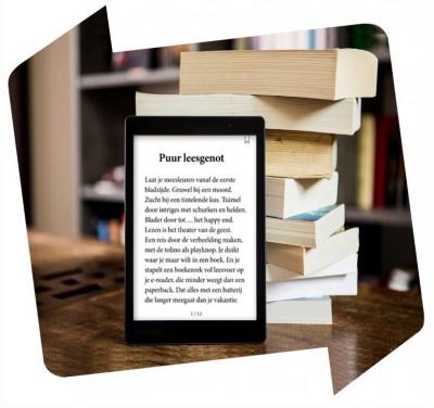 E-readers in de bib