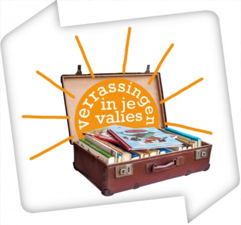 Logo verrassingen in je valies